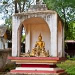 Buddha statue in Thailand — Stock Photo #9221527