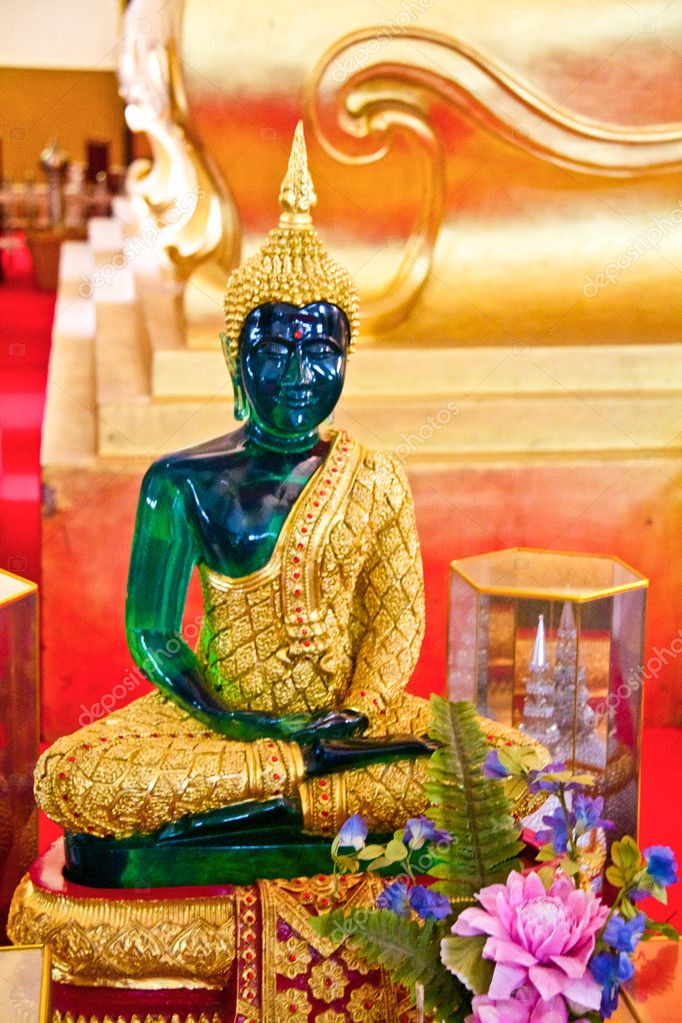 Buddha statue in Thailand  Foto Stock #9221433