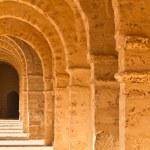 Interior of Great Mosque in Mahdia, Tunisia — Stock Photo