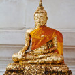 Buddha statue in Thailand — Stock Photo