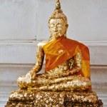 Buddha statue in Thailand — Stock Photo #9613002
