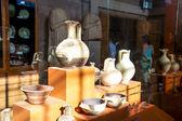 Ancient Greek vases — Stock Photo