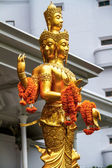 Statue of the Buddha. Pattaya city. Thailand — Stock Photo