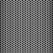 Pierced Metal Grid Background — Stock Photo