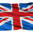 Royalty-Free Stock Photo: Flag United Kingdom Of Great Britain