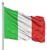 Flag of Italy — Stock Photo