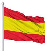 Flag of Spain — Stock Photo