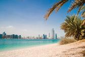 Gulf coast in Dubai — Stock Photo