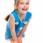Little girl — Stock Photo #10518704