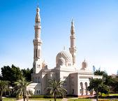 Mosque in Abu Dhabi — Stock Photo