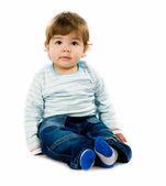 Milý chlapeček — Stock fotografie