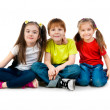 Small kids - Stock Photo