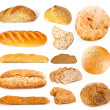 Set of a bread — Stock Photo #8544700