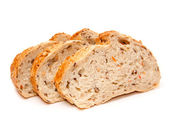 新出炉的面包 — 图库照片