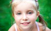 Litle girl — Foto Stock