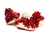 Sweet red pomegranate — Stock Photo