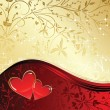 Valentine background — Vector de stock #8209723