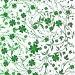 St. Patrick background - Stock Vector