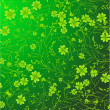 St. Patrick's background - Stock Vector