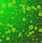 St. Patrick's background — Stockvektor