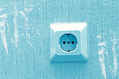 Electric socket — Stock Photo