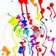 Stock Photo: Colorful blots
