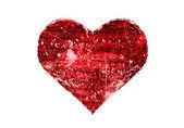 Abstract love symbol — Stock Photo