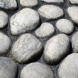 Big gray stones — Stock Photo