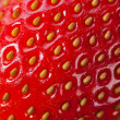 Extreme macro of strawberry — Stock Photo #8378722