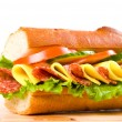 Sandwich — Stock Photo #8378735