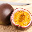 Passion fruit — Stock Photo #8472016