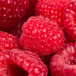 Stock Photo: Raspberry. food background