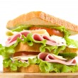 Sandwich — Stock Photo #8826514
