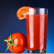 Tomato juice — Stock Photo