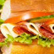 Sandwiches — Foto de Stock