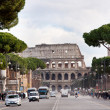 Colosseum in Rome, Italy — Stock Photo #9403799