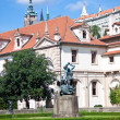 Prague city — Stock Photo #9410532