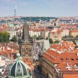 Prague city — Stock Photo #9410643