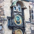 Stock Photo: Astronomical Clock. Prague. Czech Republic