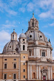 Beautiful church in Rome. Italy. — Stock Photo