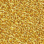 Seamless golden background. — Stock Photo