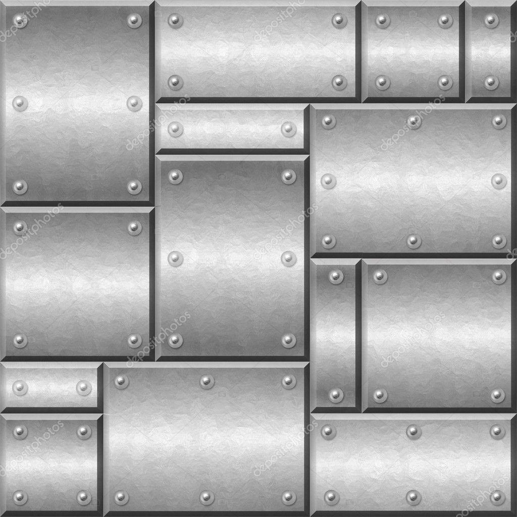 Plate Armor Texture Armor Seamless Texture