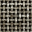 Metal net seamless background. — Stock Photo