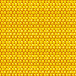 Honeycomb seamless pattern. — Stock Photo