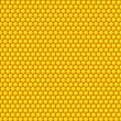 Honeycomb seamless pattern. - Stock Photo