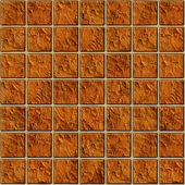 Mosaic seamless pattern. — Stock Photo