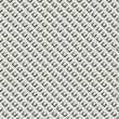 Seamless metal pattern. — Stock Photo