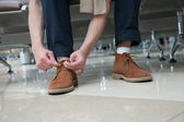 Kant uw schoenen — Stockfoto