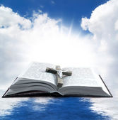 Holy book — Stock Photo