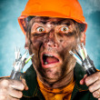 Electric Shock - Stock Photo